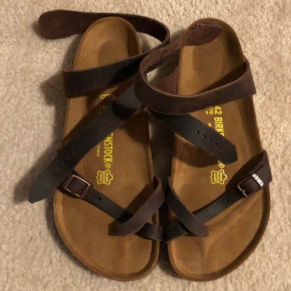 Birkenstock Wraparound Ankle Sandal